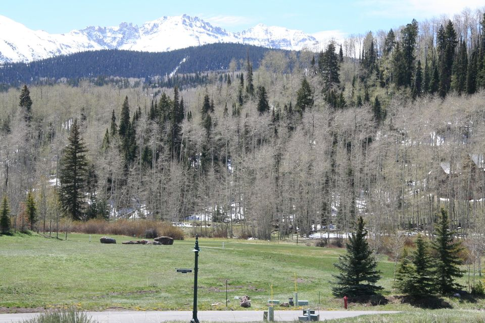 Lot 517  Russell Drive, Mountain Village Colorado