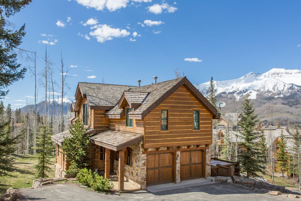 Single Family Home for Sale at 121 San Joaquin Telluride, Colorado,81435 United States