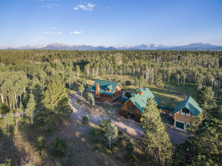 Single Family Home for Sale at 6670 McKenzie Springs Road 6670 McKenzie Springs Road Placerville, Colorado,81430 United States