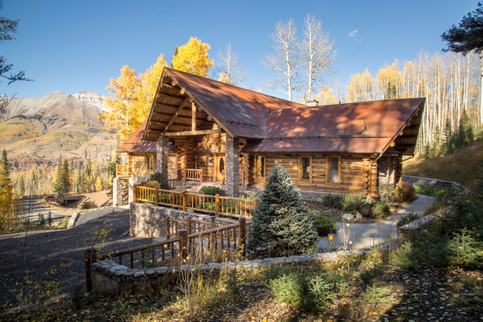 Single Family Home for Sale at 151 Benchmark Drive 151 Benchmark Drive Telluride, Colorado,81435 United States