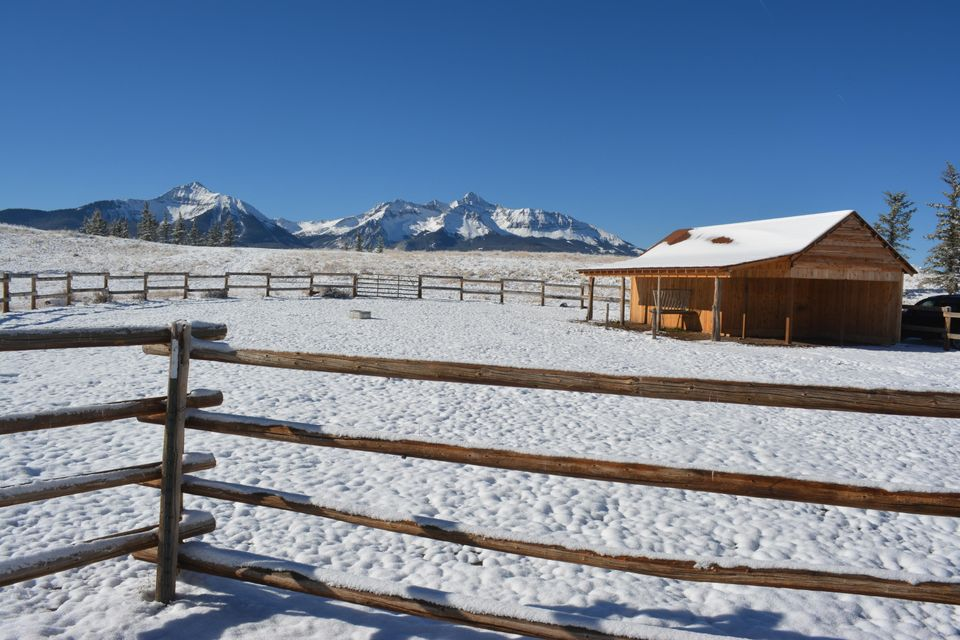 Terreno / Lote por un Venta en TBD Wagner Way TBD Wagner Way Telluride, Colorado,81435 Estados Unidos
