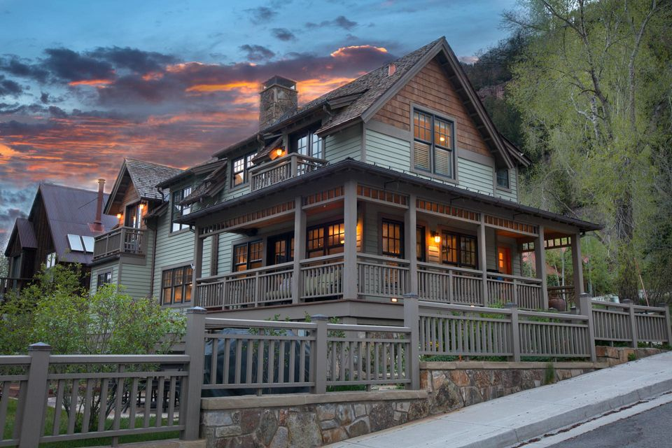 Single Family Home for Sale at 405 GALENA Avenue 405 GALENA Avenue Telluride, Colorado,81435 United States