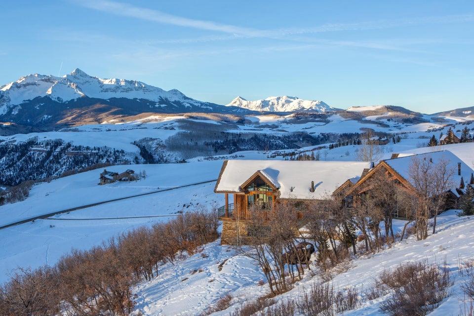 Eensgezinswoning voor Verkoop een t 110 Bernardo 110 Bernardo Telluride, Colorado,81435 Verenigde Staten