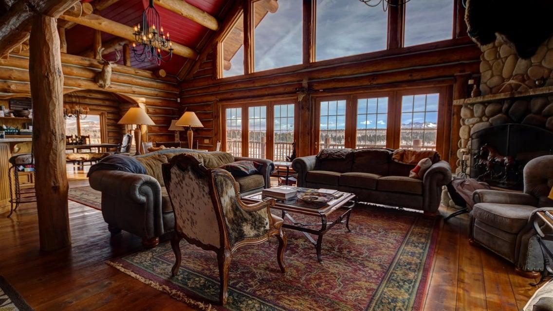 Casa para uma família para Venda às 3461 McKenzie Springs Road 3461 McKenzie Springs Road Placerville, Colorado,81430 Estados Unidos