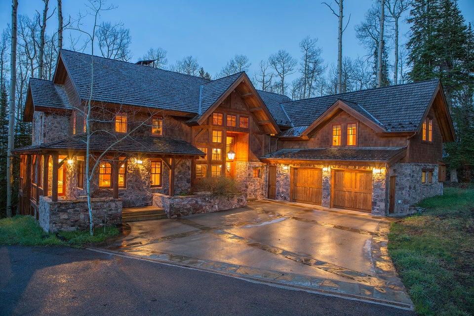 Moradia para Venda às 122 Highlands Way 122 Highlands Way Mountain Village, Colorado,81435 Estados Unidos