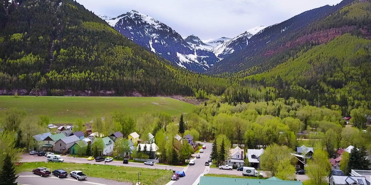 土地 / 的地塊 為 出售 在 TBD Primrose Lane TBD Primrose Lane Telluride, 科羅拉多州,81435 美國