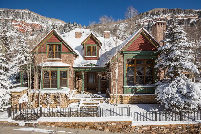Real estate in telluride telluride real estate brokers for Building a home in colorado