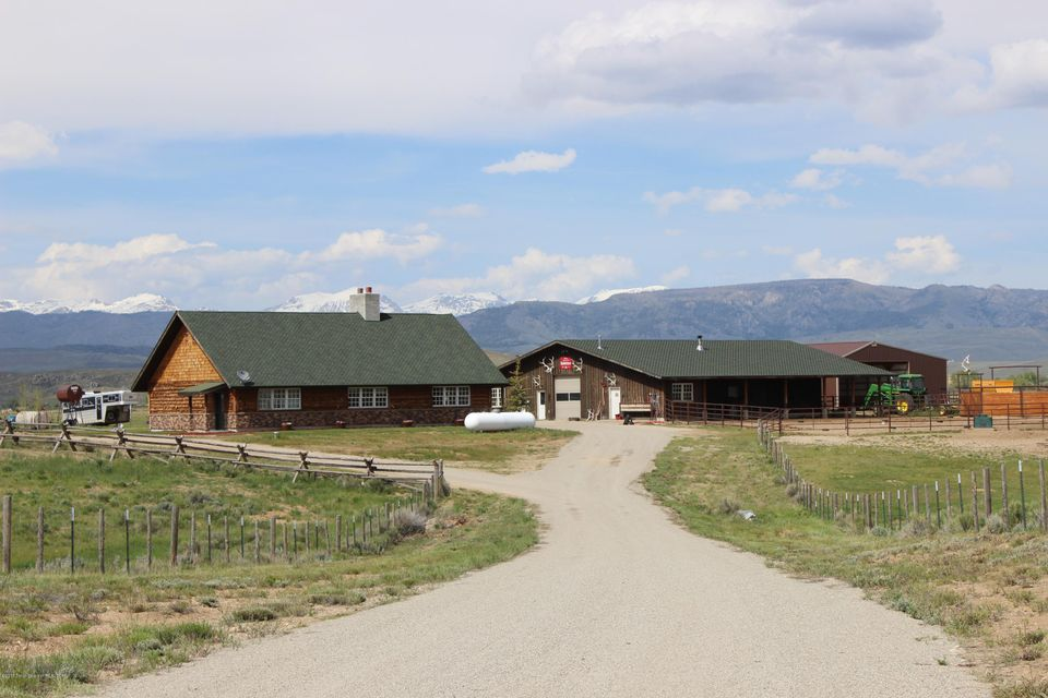 Farm / Ranch / Plantation for Sale at SAGE LAND AND LIVESTOCK Boulder, WY SAGE LAND AND LIVESTOCK Boulder, Wyoming,82923 United States
