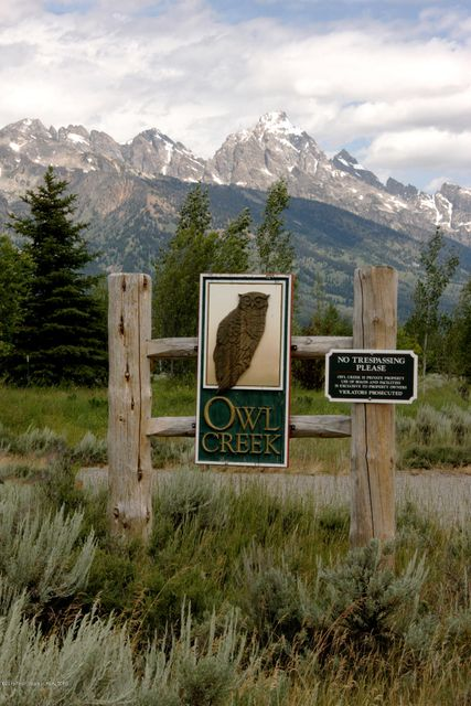 Lot 11 Owl Creek Subdivision Jackson Hole Wyoming Real