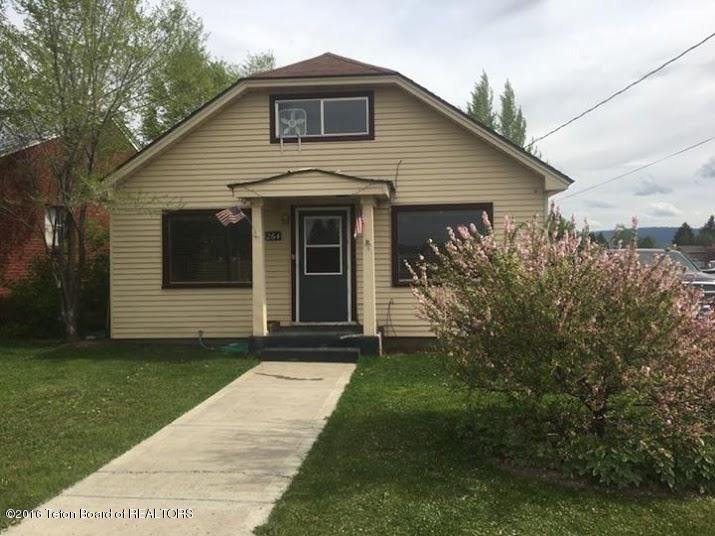 264 E 4TH AVE, Afton, WY 83110