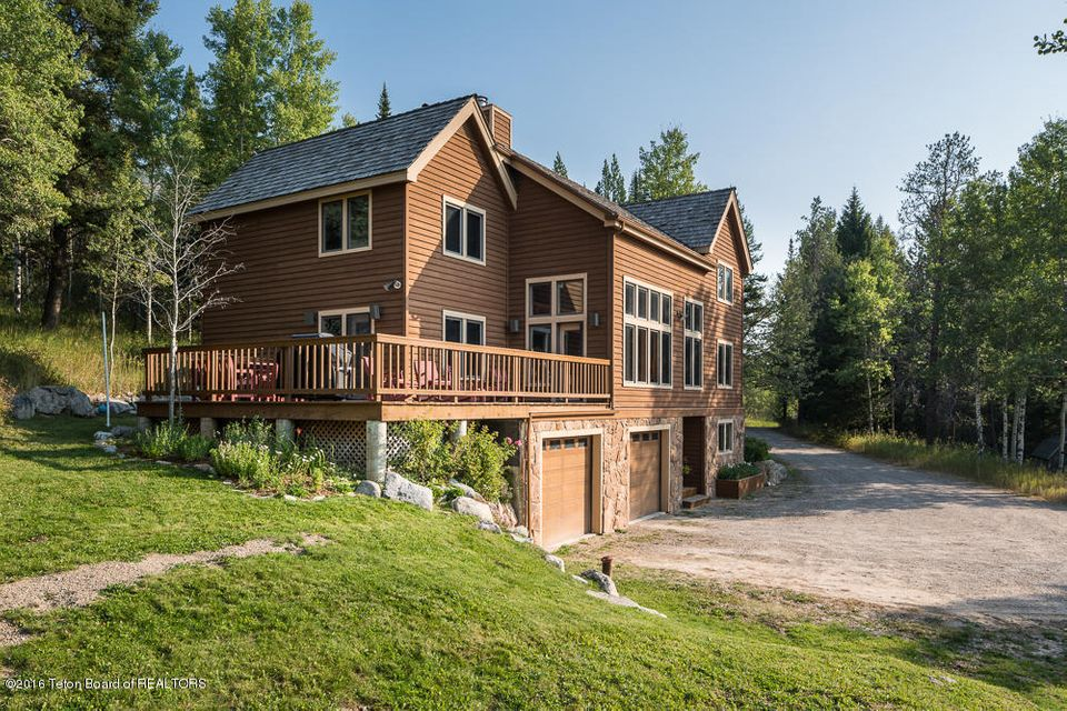 Fish creek rd wilson jackson hole wyoming real estate for Fish real estate