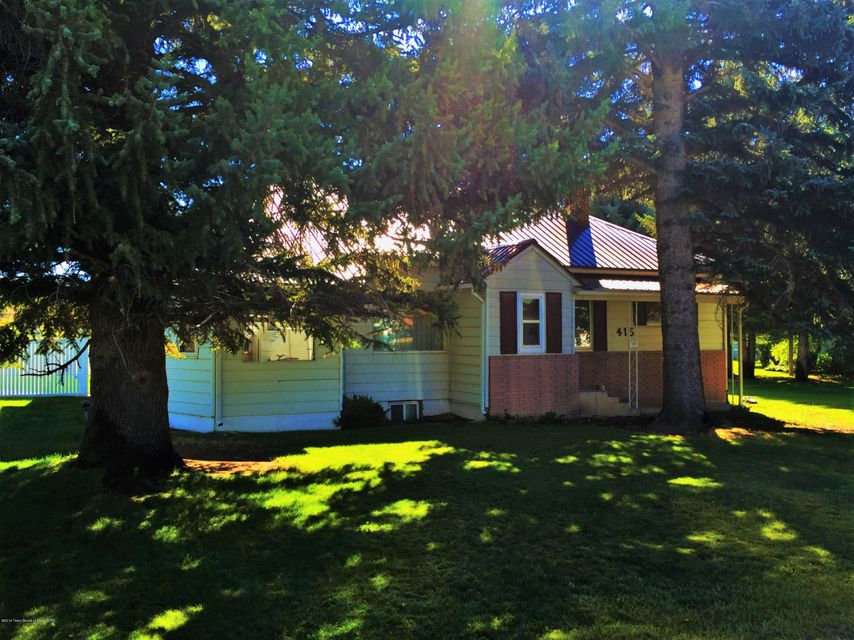 415 SAGE STREET, Cokeville, WY 83114