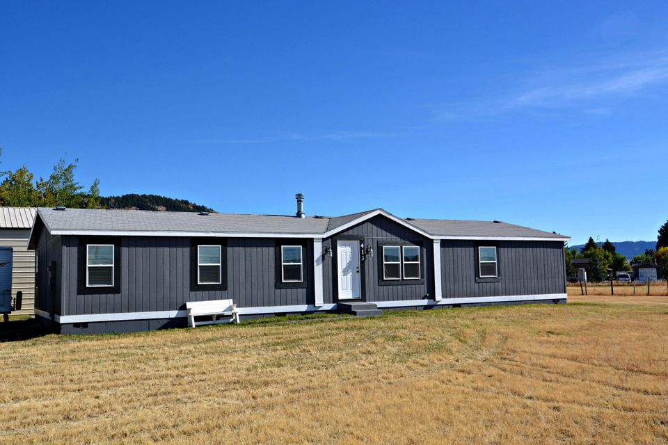 413 HAPPY VALLEY LANE, Afton, WY 83110