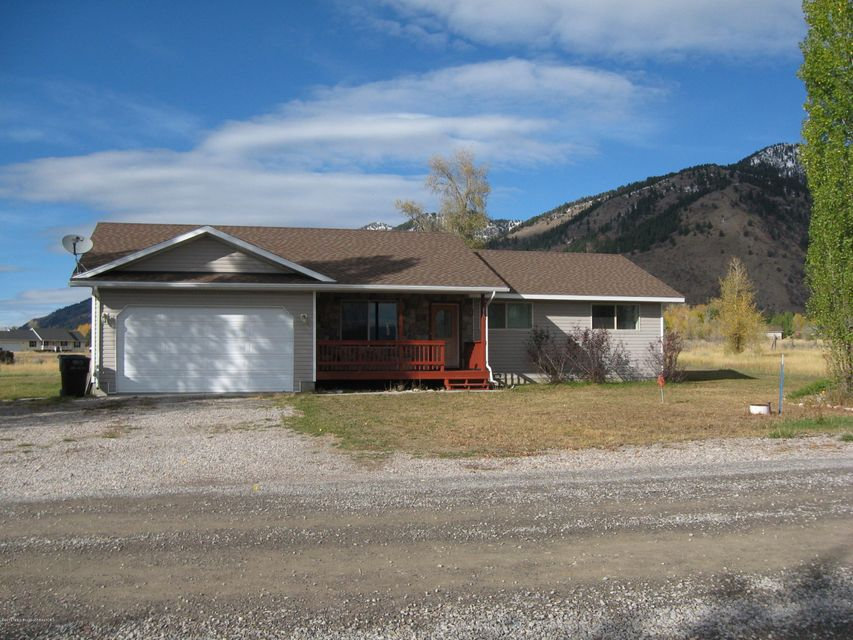 216 N BUTTE DR., Star Valley Ranch, WY 83127