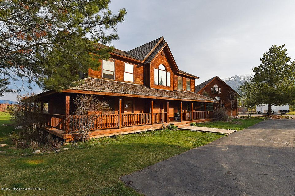 83 BUCK LANE, Alpine, WY 83128