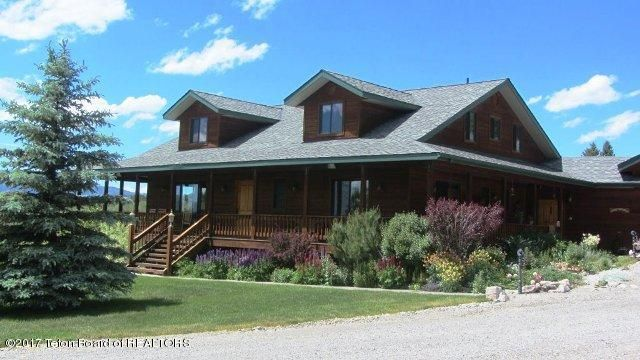 Farm / Ranch / Plantation for Sale at 2801 STEWART TRAIL RD Etna, WY Etna, Wyoming,83118 United States