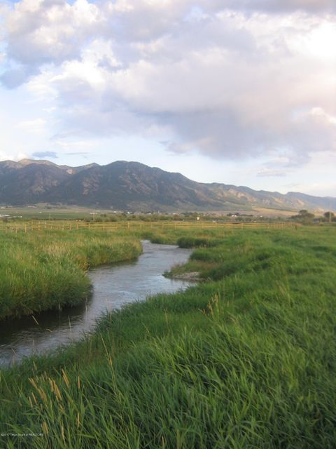 Additional photo for property listing at JACKKNIFE CREEK RANCH ON THE SALT RIVER Freedom, WY JACKKNIFE CREEK RANCH ON THE SALT RIVER Freedom, ワイオミング,83127 アメリカ合衆国