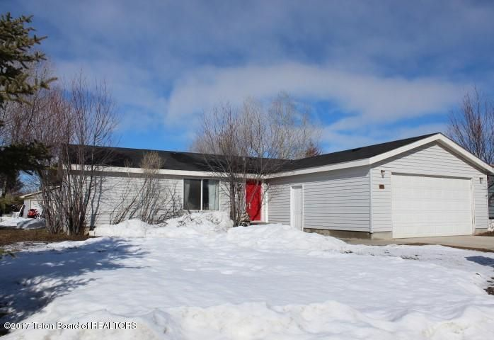 430 N MAYBELL AVE, Pinedale, WY 82941