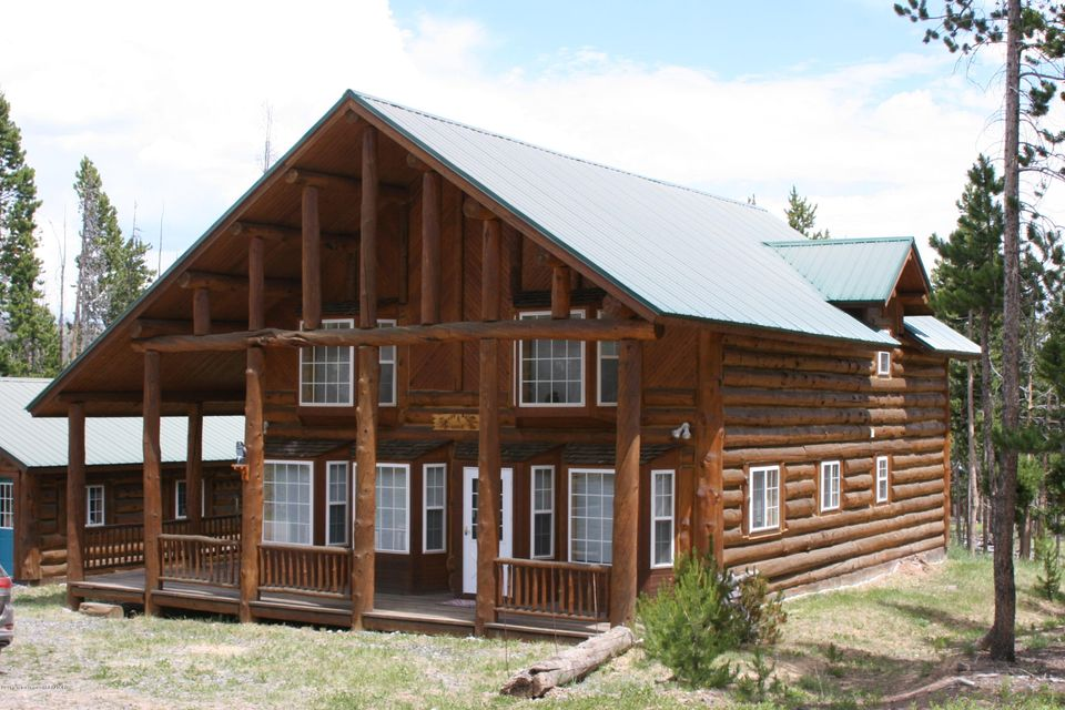 44 CROOKED CREEK RD, Dubois, WY 82513