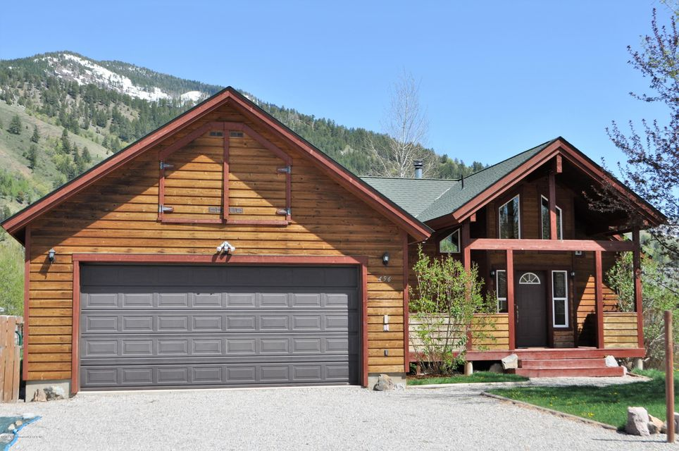 456 GREYS RIVER, Alpine, WY 83128