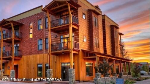 10 WARM CREEK LN #202, Victor, ID 83455