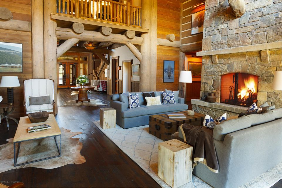 Additional photo for property listing at Jackson, WY Ranch Estate 26 at Snake River Sporting Club Jackson, Wyoming,83001 États-Unis