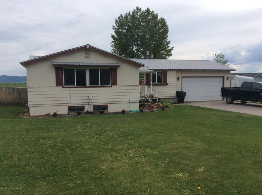 218 E 9TH, Afton, WY 83110