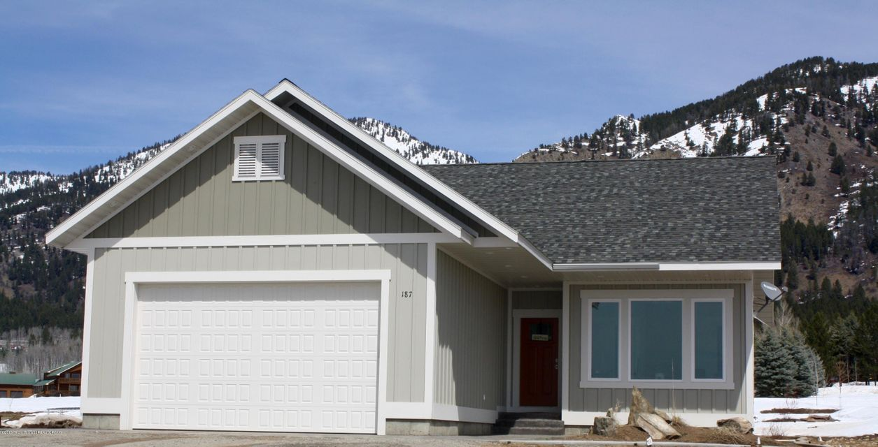 187 SOLITUDE DR, Star Valley Ranch, WY 83127
