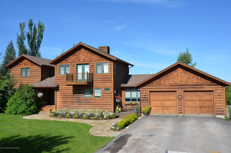 1975 BEAVER DRIVE, Alta, WY 83414
