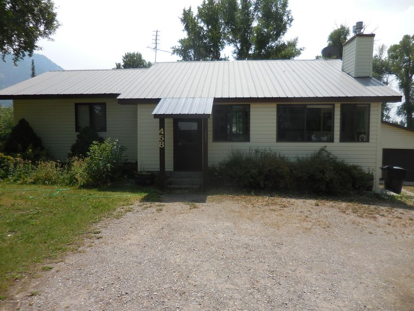 458 E 1ST AVE, Afton, WY 83110