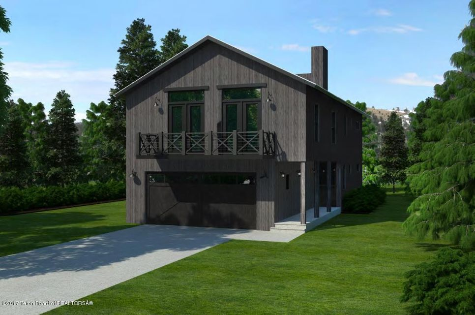 Additional photo for property listing at 110 MOOSE ST Jackson, WY 110 MOOSE ST Jackson, ワイオミング,83001 アメリカ合衆国