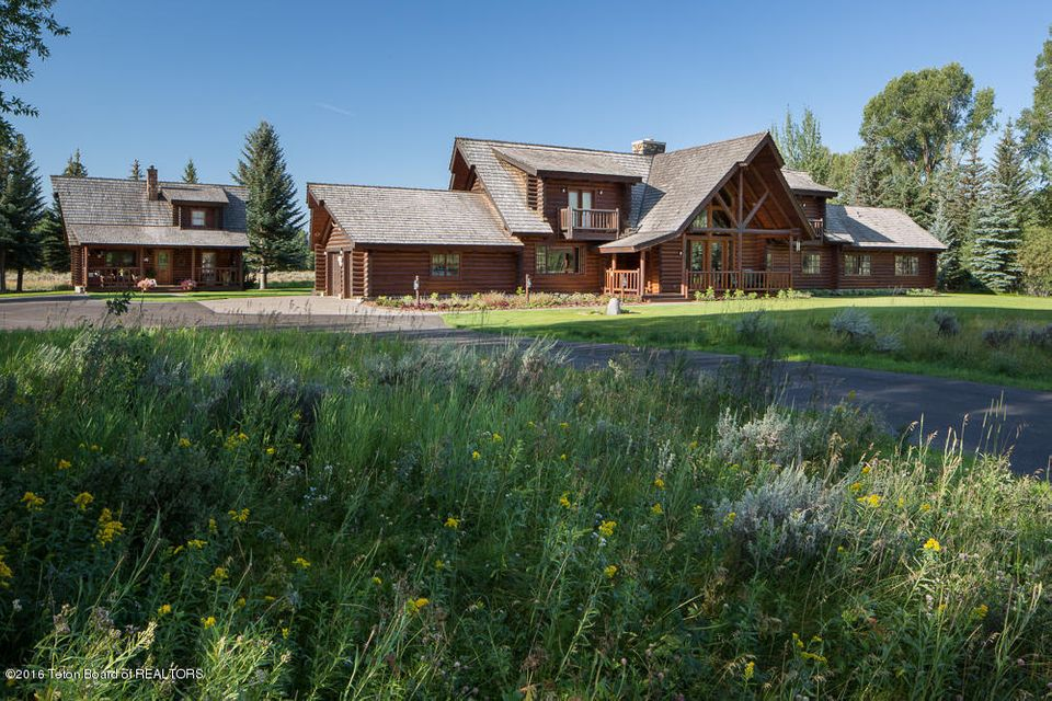 Single Family Home for Sale at Wilson, WY Wilson, Wyoming,83014 United States