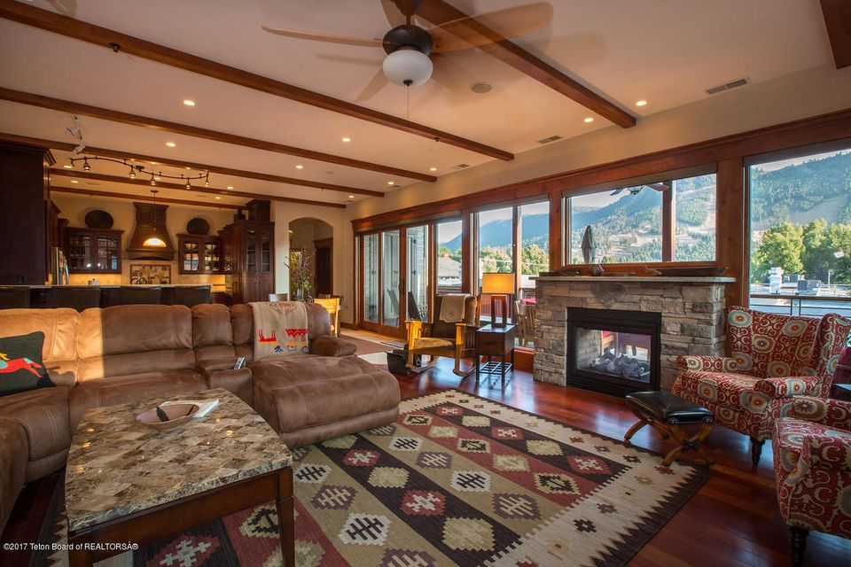 Single Family Home for Sale at Jackson, WY Jackson, Wyoming,83001 United States