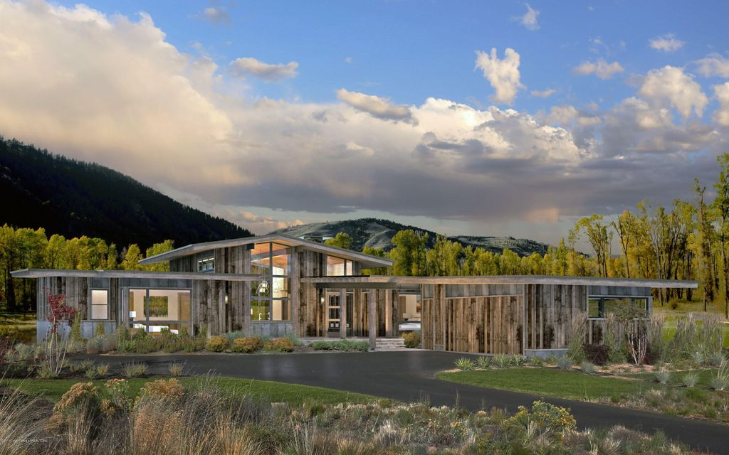 Additional photo for property listing at 4 TIPPET TRL Jackson, WY 4 TIPPET TRL 杰克逊, 怀俄明州,83001 美国