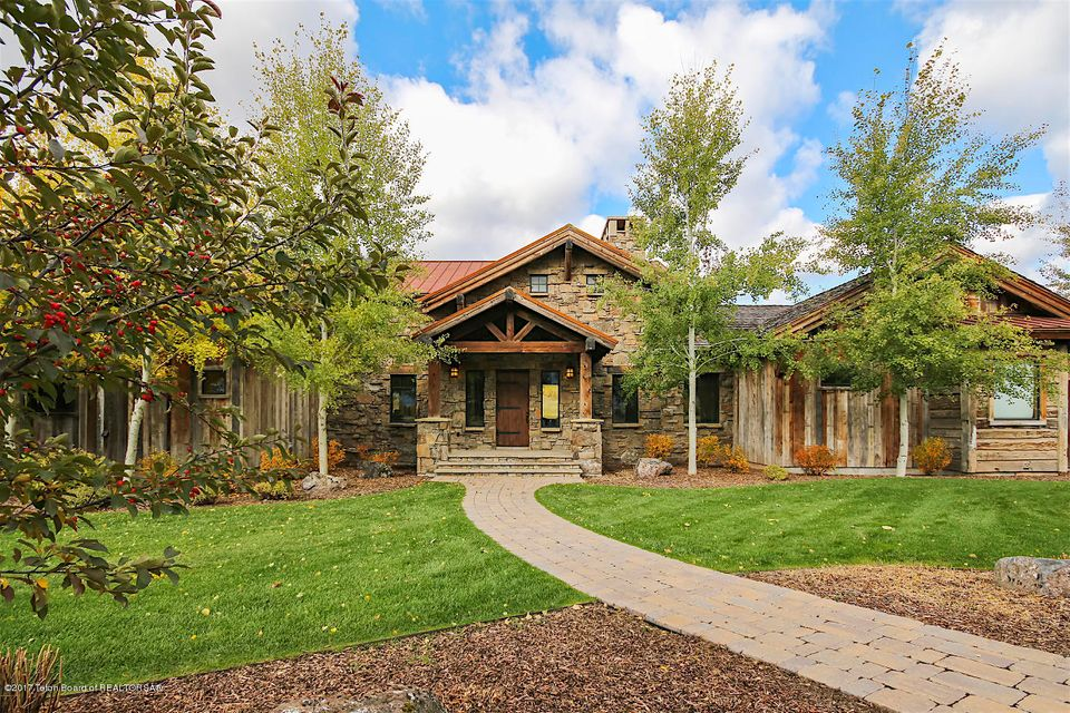 Single Family Home for Sale at 217 FLYWATER TRAIL Etna, WY 217 FLYWATER TRAIL Etna, Wyoming,83118 United States
