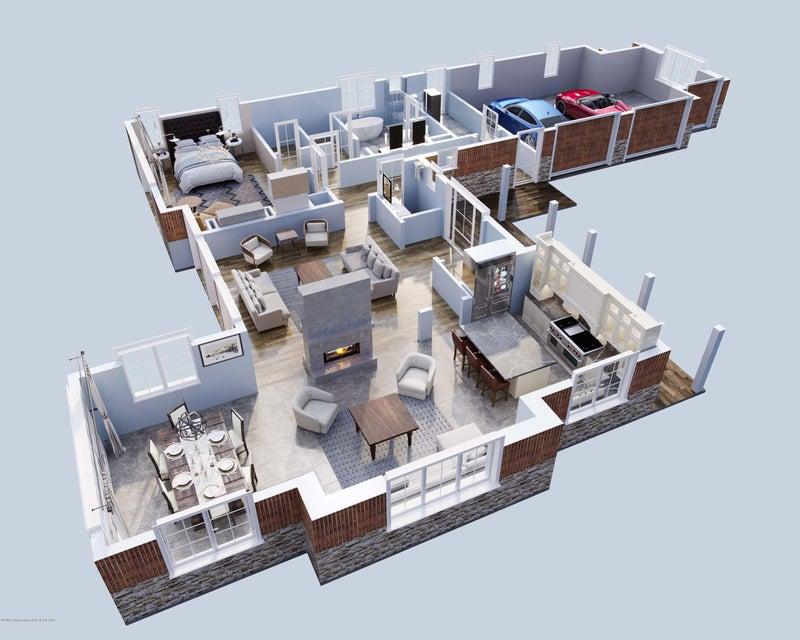 Casa para uma família para Venda às 2785 W MARSH HAWK LN Jackson, WY 2785 W MARSH HAWK LN Jackson, Wyoming,83001 Estados Unidos