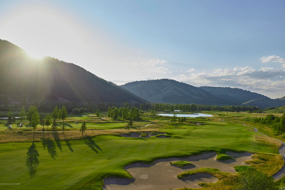 Terrain / Lots pour l Vente à Jackson, WY The Residences Lot 7 at Snake River Sporting Club Jackson, Wyoming,83001 États-Unis