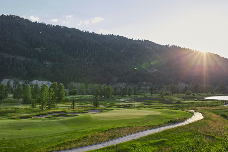 Additional photo for property listing at Jackson, WY The Residences Lot 7 at Snake River Sporting Club Jackson, Wyoming,83001 United States