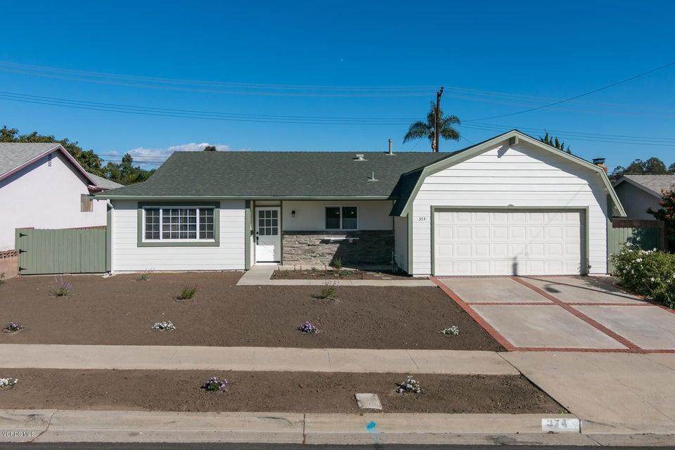 Property photo for 374 Alpine Avenue Ventura, CA 93004 - 217014044