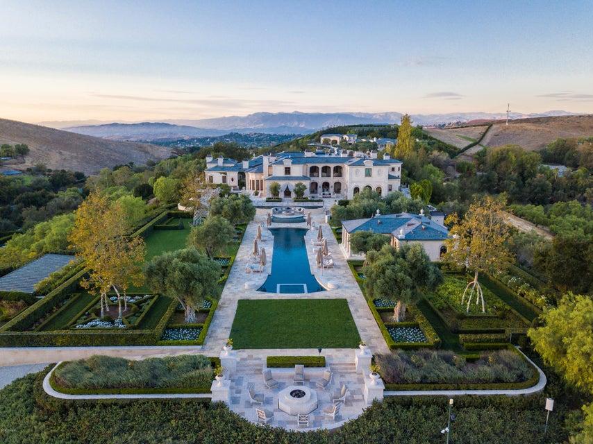 Single Family Home for Sale at 3970 Victoria Lane 3970 Victoria Lane Westlake Village, California 91362 United States
