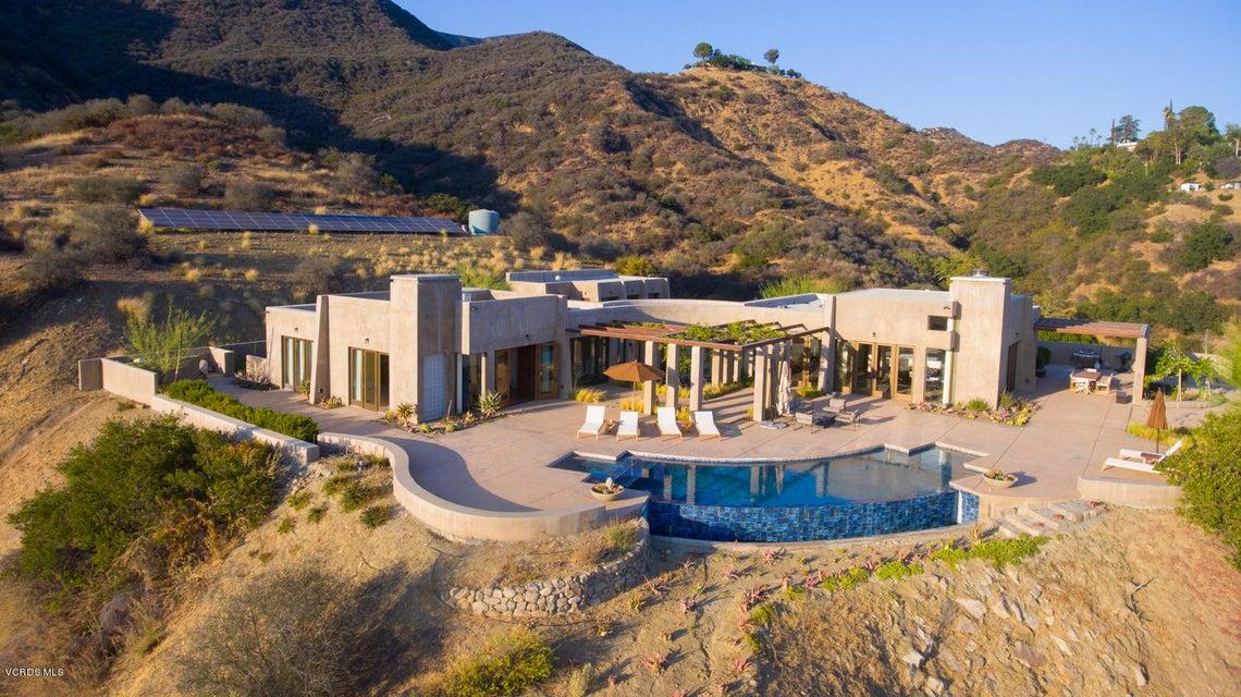 Single Family Home for Sale at 1510 Farnham Road 1510 Farnham Road Ojai, California 93023 United States