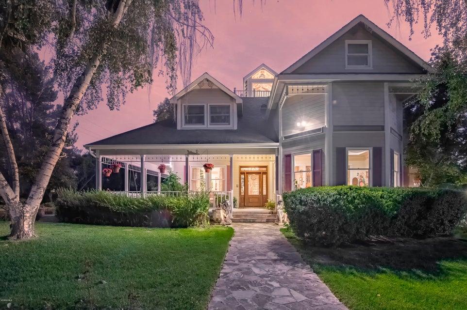 Single Family Home for Sale at 3860 Grand Avenue 3860 Grand Avenue Ojai, California 93023 United States