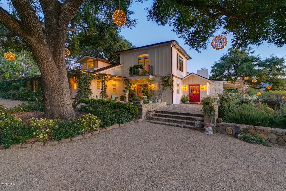 Single Family Home for Sale at Address not available Ojai, California 93023 United States