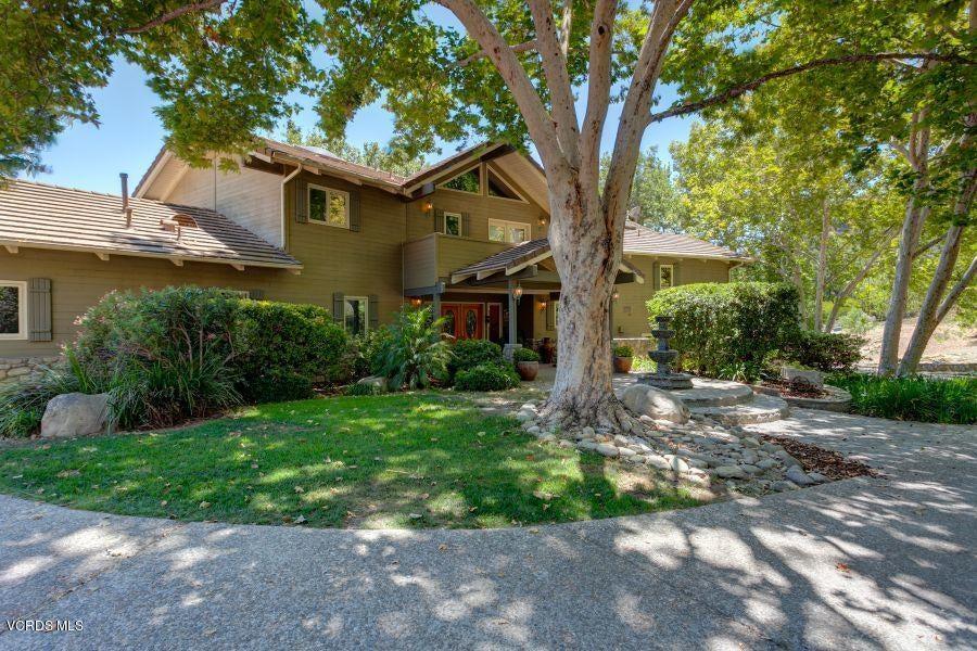 Single Family Home for Sale at 10901 Creek Road 10901 Creek Road Ojai, California 93023 United States