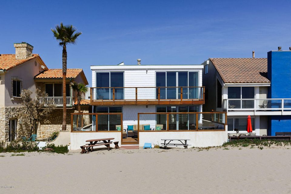 Single Family Home for Sale at 3373 Ocean Drive 3373 Ocean Drive Oxnard, California 93035 United States