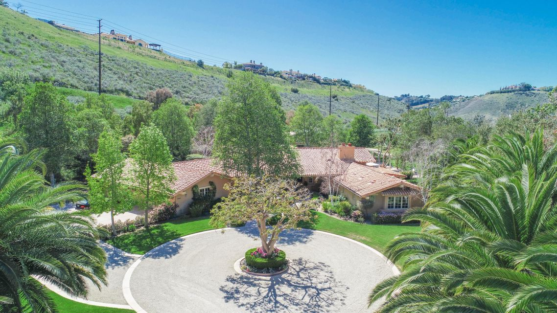 Single Family Home for Sale at 13068 Lexington Hills Drive 13068 Lexington Hills Drive Camarillo, California 93012 United States