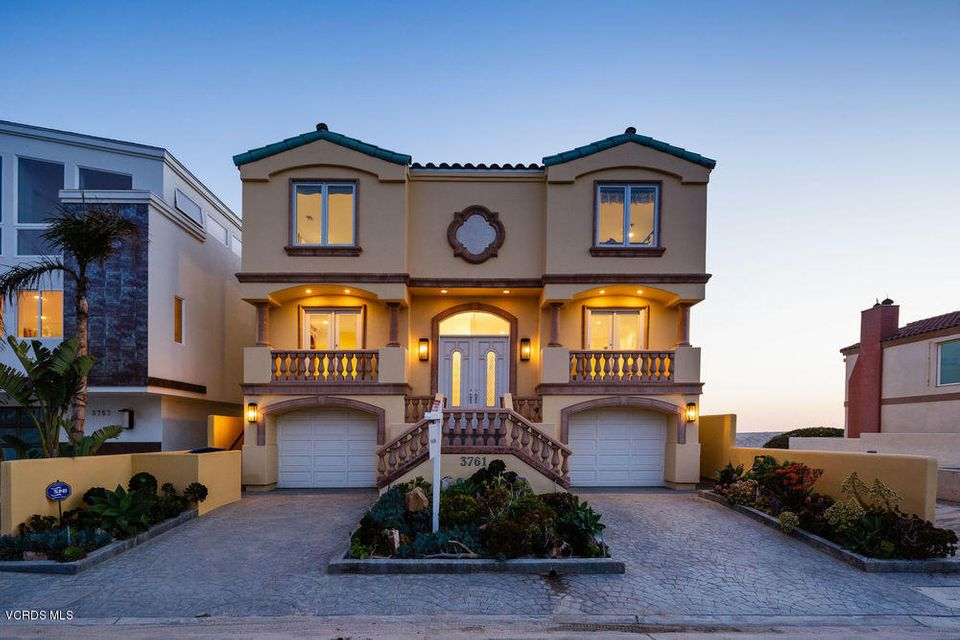 Single Family Home for Sale at 3761 Ocean Drive 3761 Ocean Drive Oxnard, California 93035 United States
