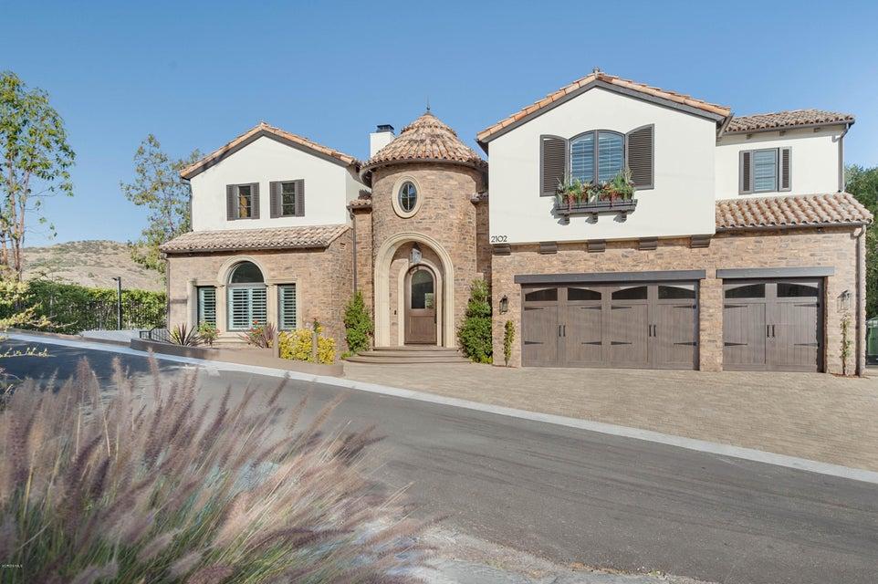 2102 Trentham Road - Westlake Village, California