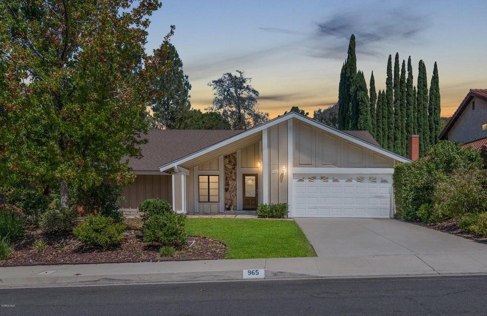 965 Newbury Road - Thousand Oaks West, California