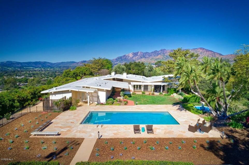 Single Family Home for Sale at 1071 Rancho Drive 1071 Rancho Drive Ojai, California 93023 United States